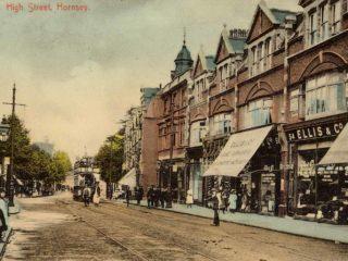 High Street, Hornsey