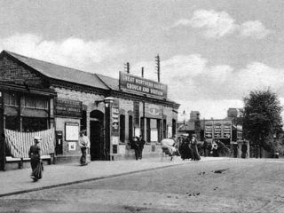 Crouch End Station