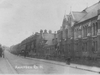 Hampden Road, Harringay