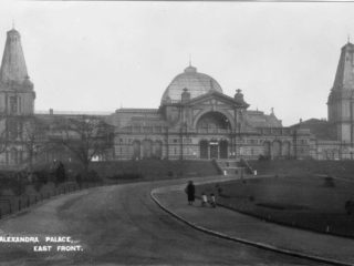 Second Alexandra Palace