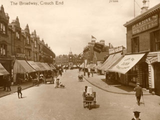 The Broadway, Crouch End