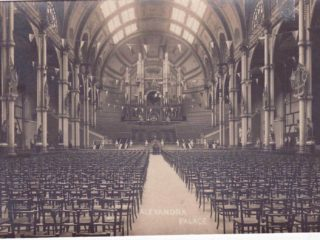 The Great Hall, Alexandra Palace