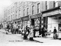 Nos 14-24 Hornsey High Street 1906