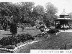 Recreation Ground Hornsey High Street 1896