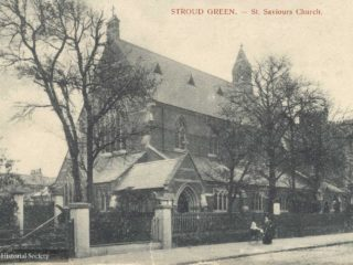 St Saviours Church, Stroud Green