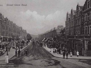 Stroud Green Road