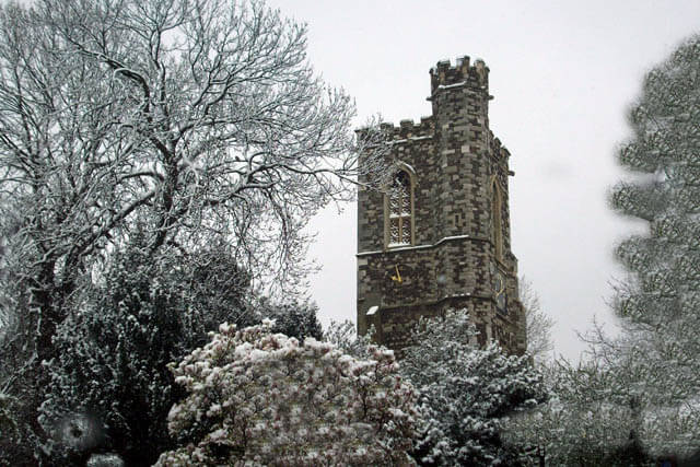 St Mary's Tower, Hornsey