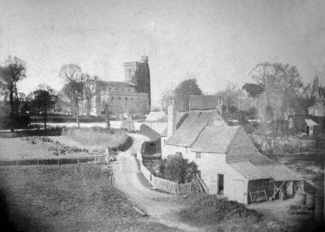 Where New River Village now stands