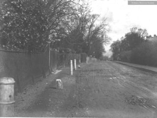 Colney Hatch Lane, 1888