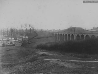 Railway Viaduct, Muswell Hill