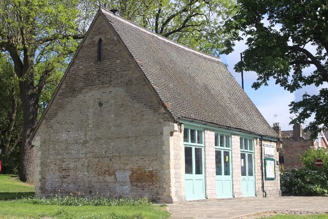 the old schoolhouse