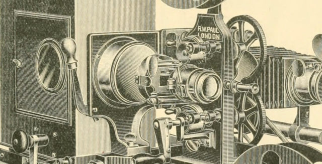 animatograph sketch