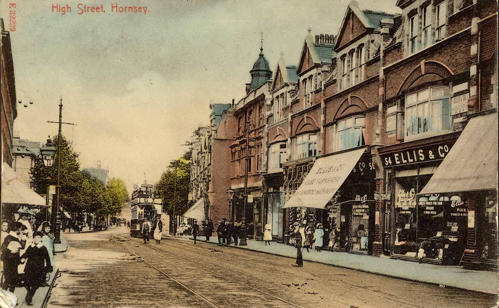 Hornsey Village Postcards Hornsey Historical Society