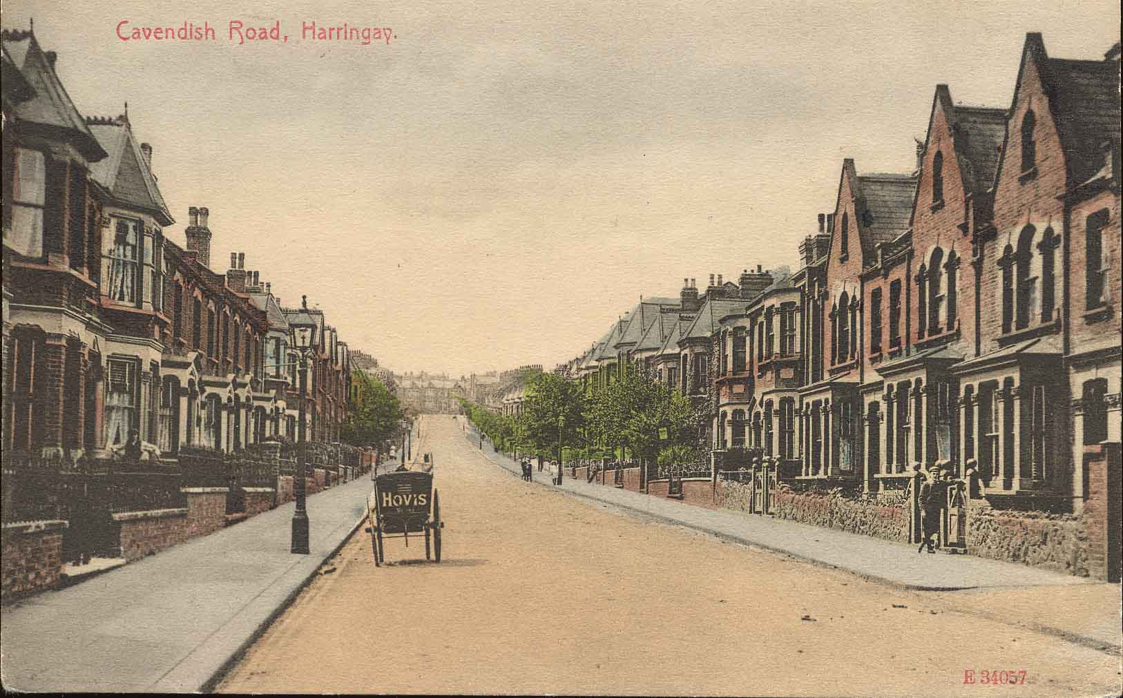 Cavendish Road, Harringay