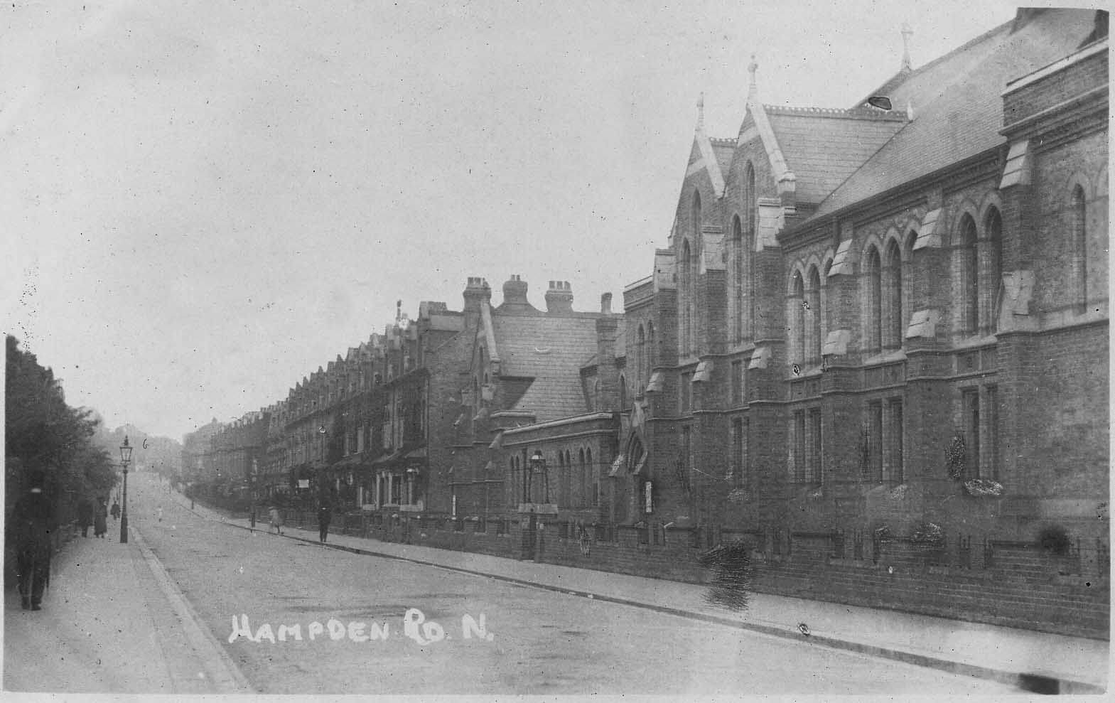 Harrinlocal History Resources Hornsey Historical Society