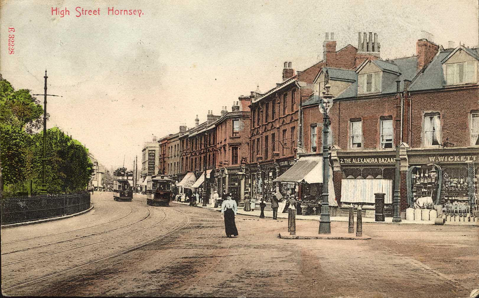 Hornsey Village Postcards