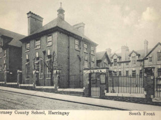 Hornsey County School, Pemberton Road, Harringay