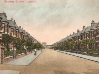Roseberry Gardens, Harringay