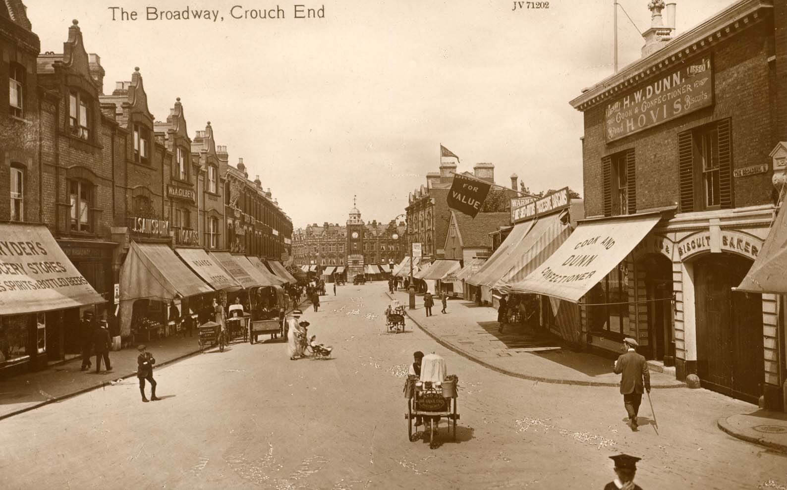 Crouch End Local History Hornsey Historical Society