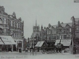 The Exchange, Muswell Hill