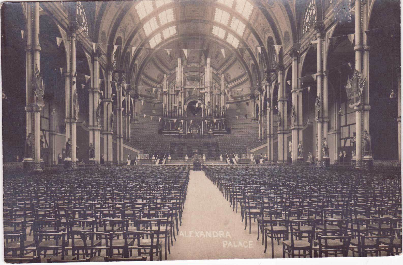 alexandra palace history resources