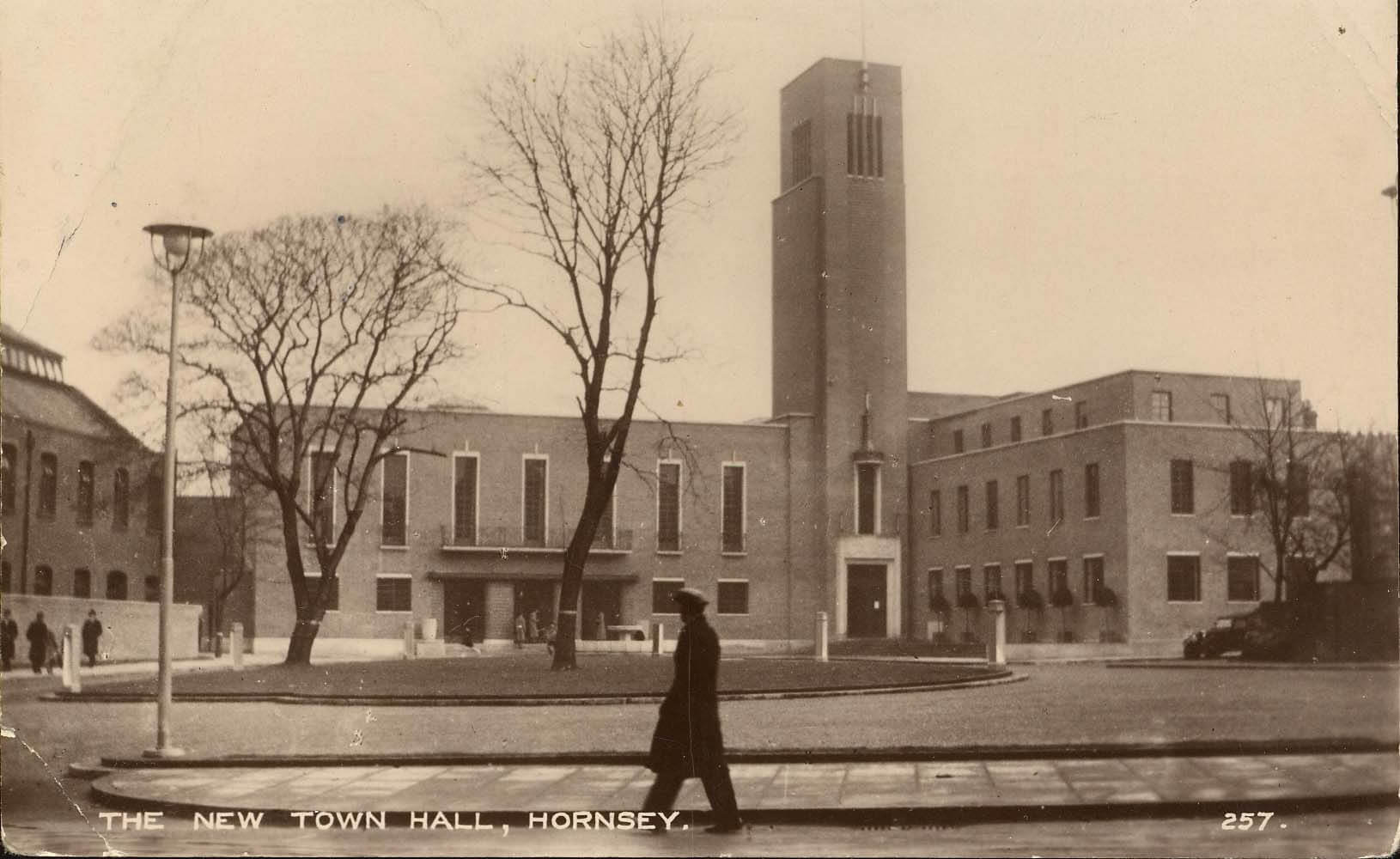 The New Town Hall Hornsey