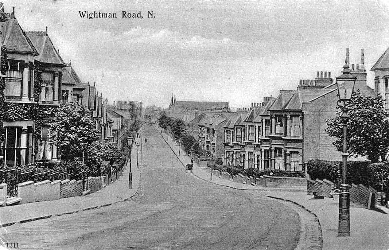 Wightman Road, Harringay