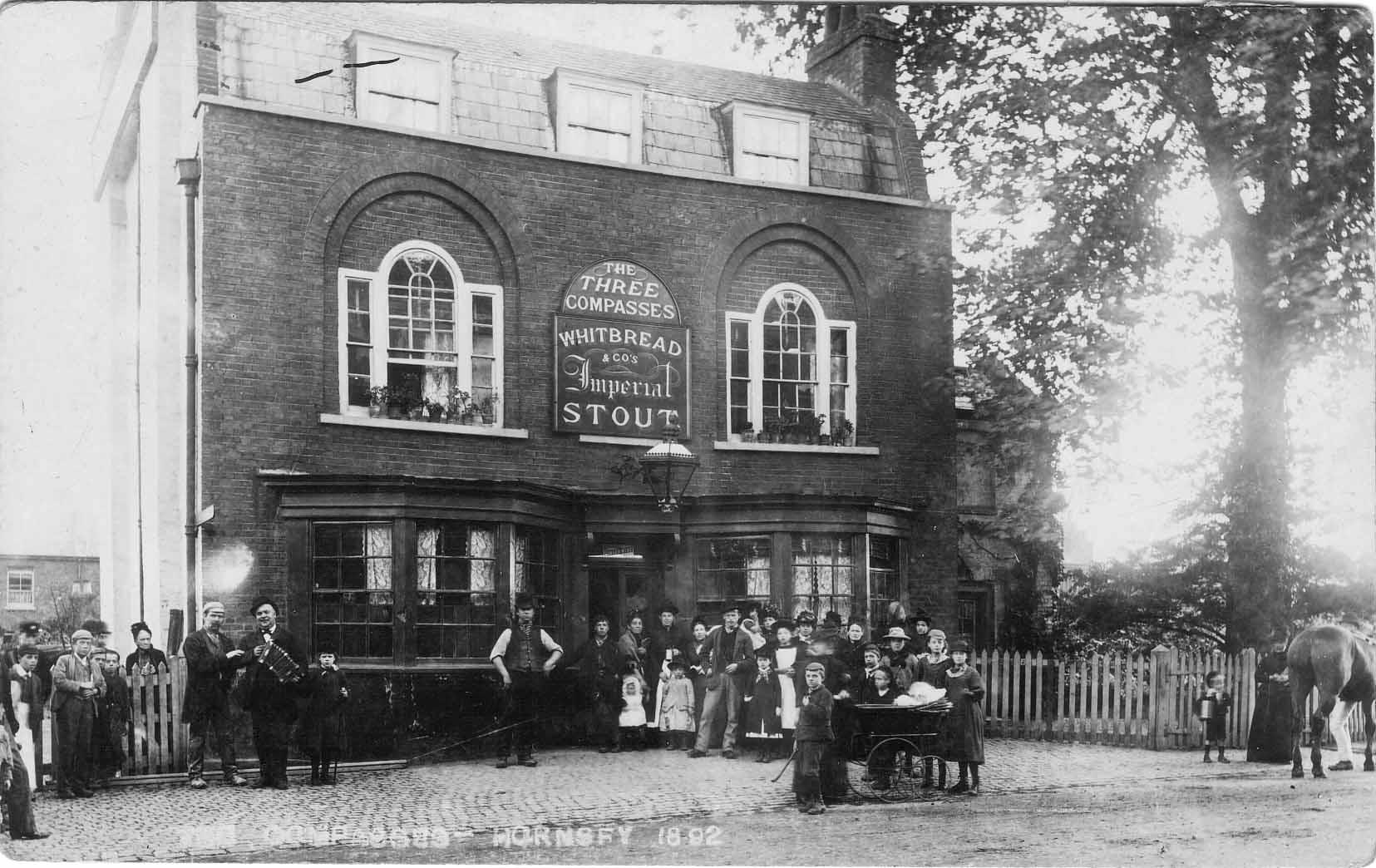 Hornsey Village Postcards Hornsey Historical Society