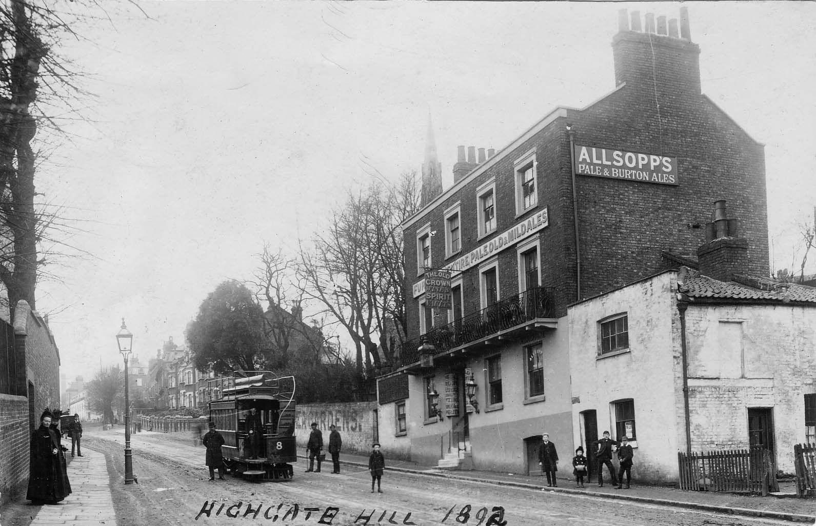 Highgate Postcards