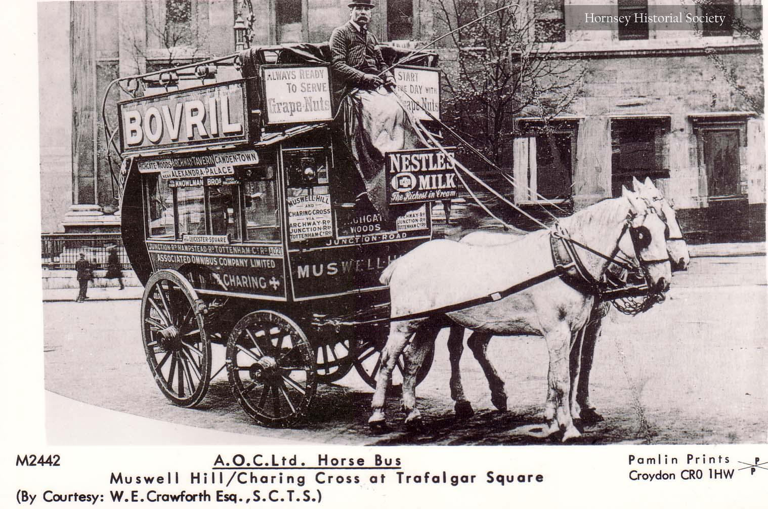 Horse Bus, Muswell Hill