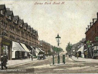 Lower Ferme Park Road