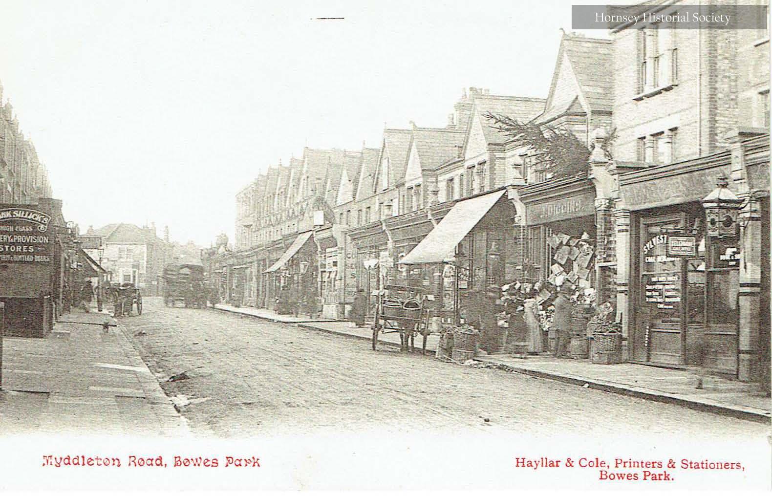Myddleton Road