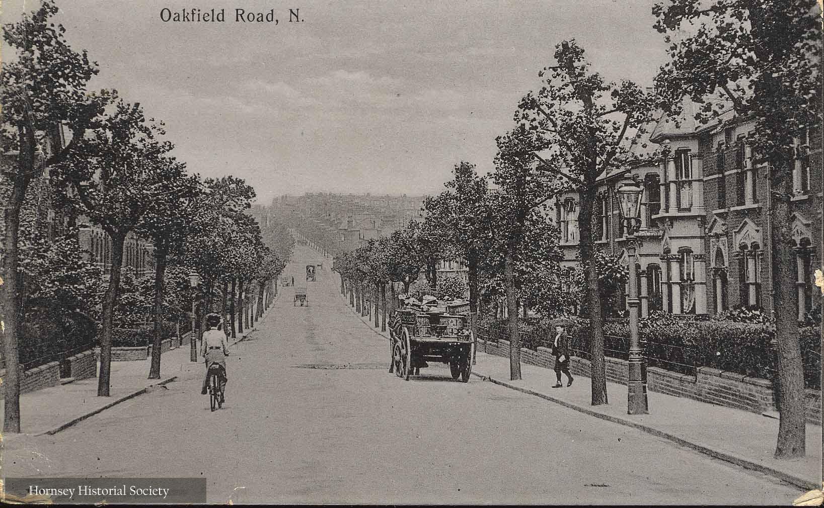 Oakfield Road, Stroud Green