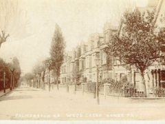 PPalmerston Road - Bowes Park