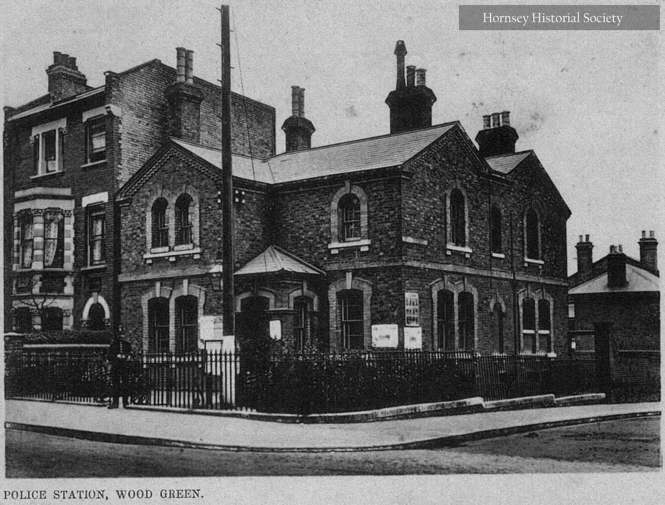 Police Station, 1898