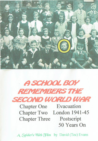 A Schoolboy Remembers the Second World War