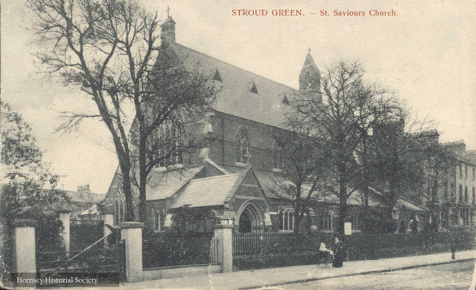 St Saviours Church, Stroud Green