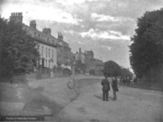 The Bank Highgate Hill 1886