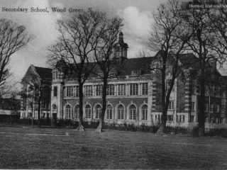 Wood Green County School, 1910 now St Thomas More School
