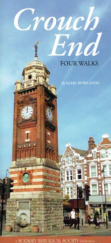 Crouch End Four Walks Book Cover