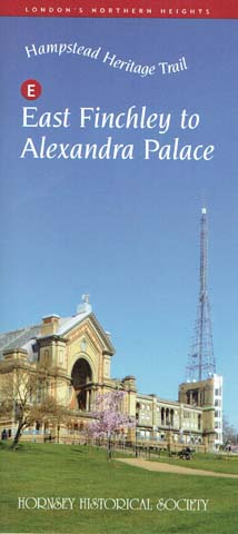 st Finchley to Alexandra Palace
