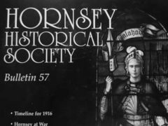 Hornsey Historical Society Bulletin