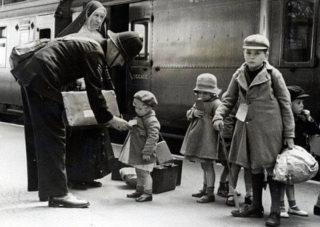 World War Two Evacuees