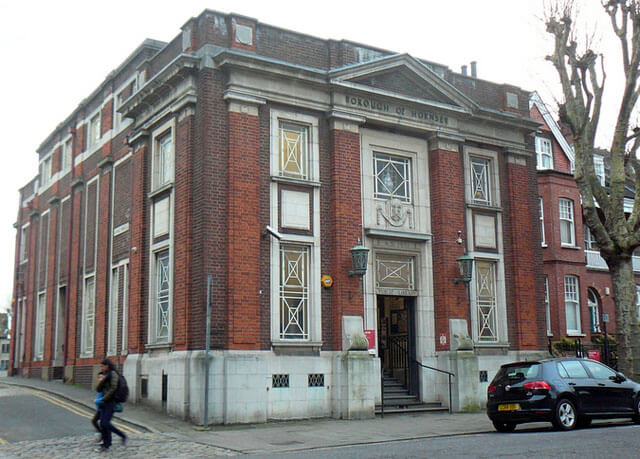 Muswell Hill Library