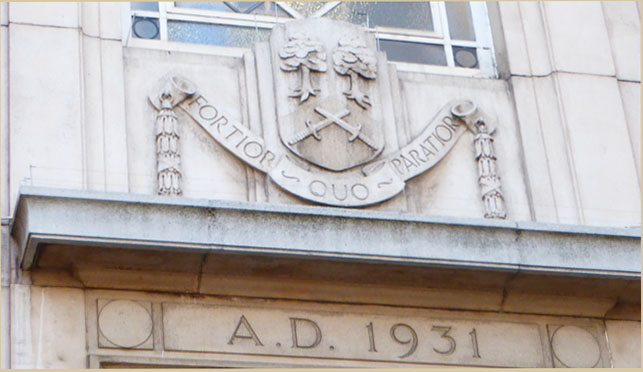 Muswell Hill Library Crest