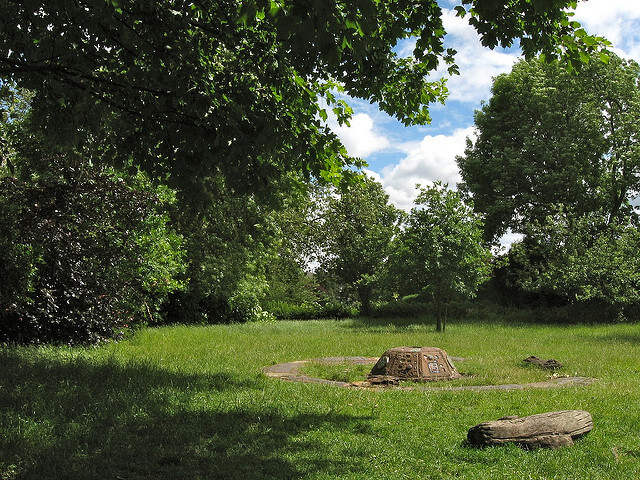The Philosopher's Garden, Priory Park
