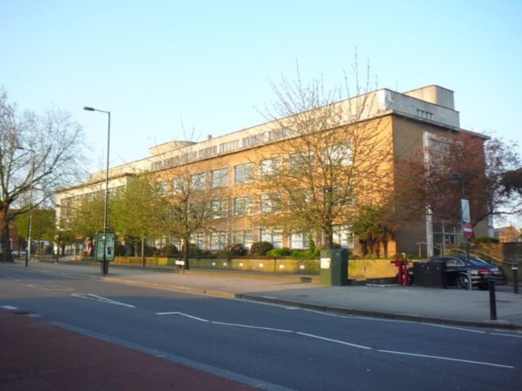 Haringey Civic Centre What Was There Before Hornsey