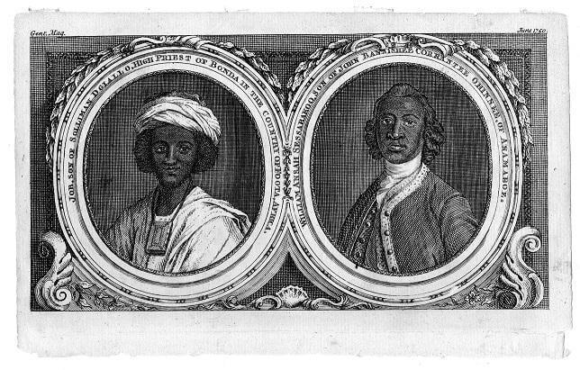Black British Georgians