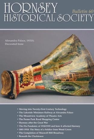 Bulletin 60 Front cover