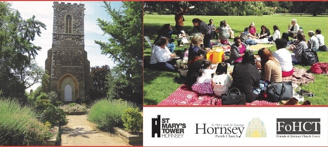 Hornsey Community picnic